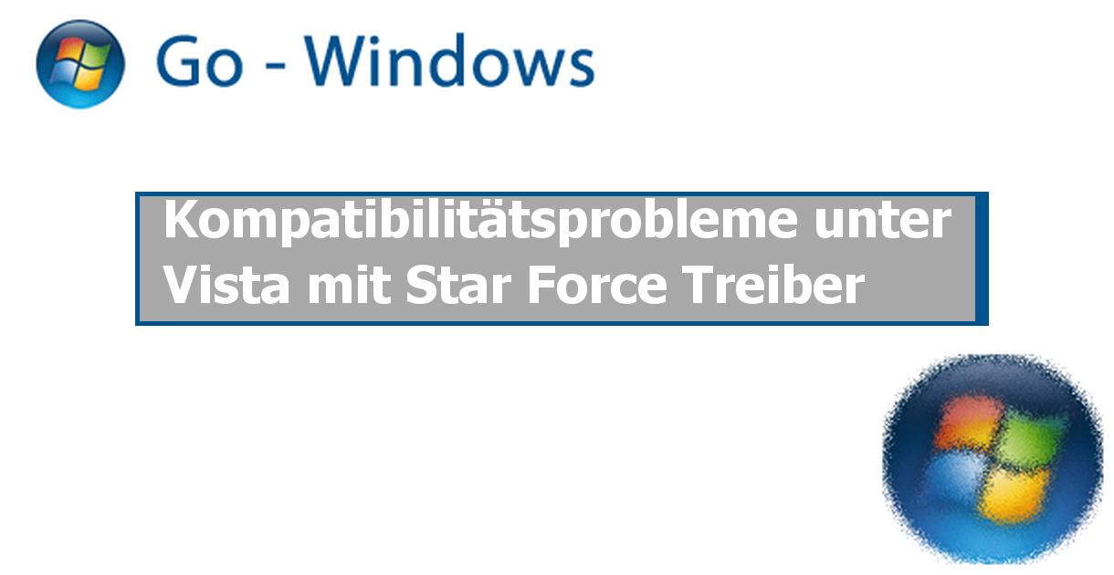 starforce protection treiber vista