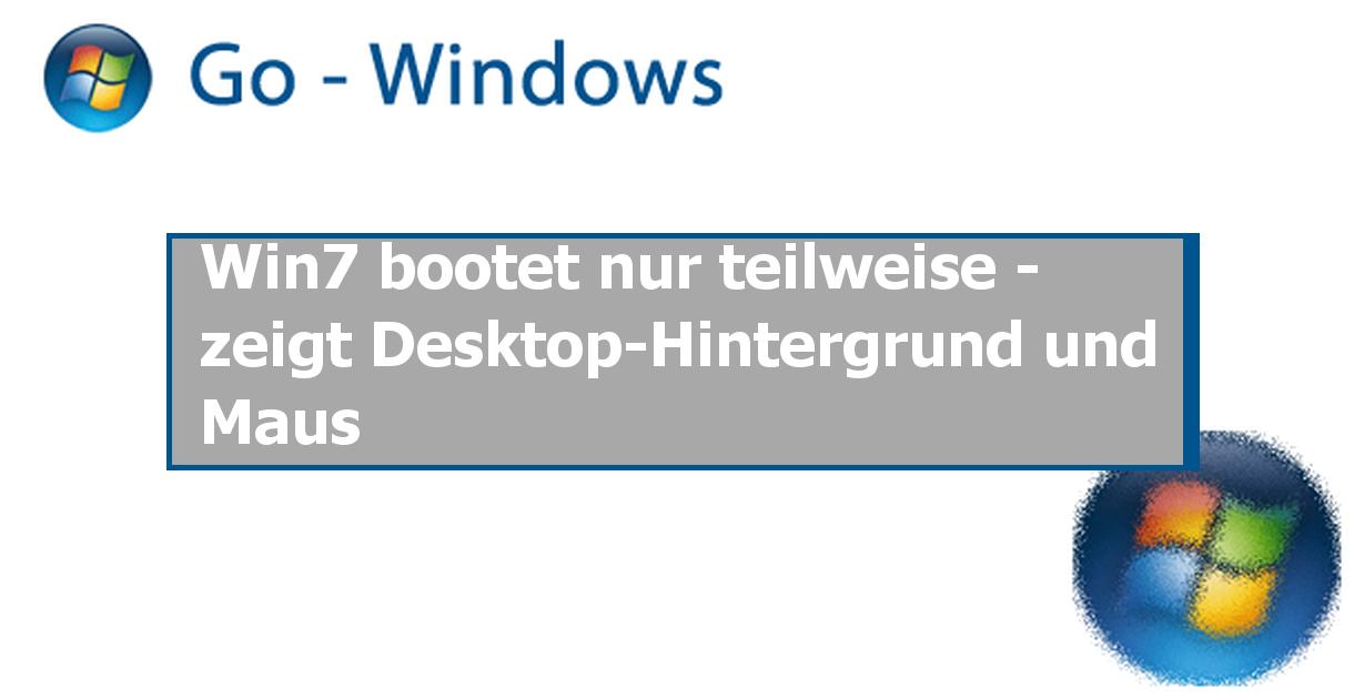 Windows 8 desktop hintergrund bleibt schwarz