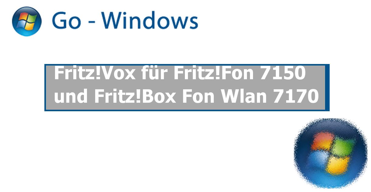 Fritz Vox