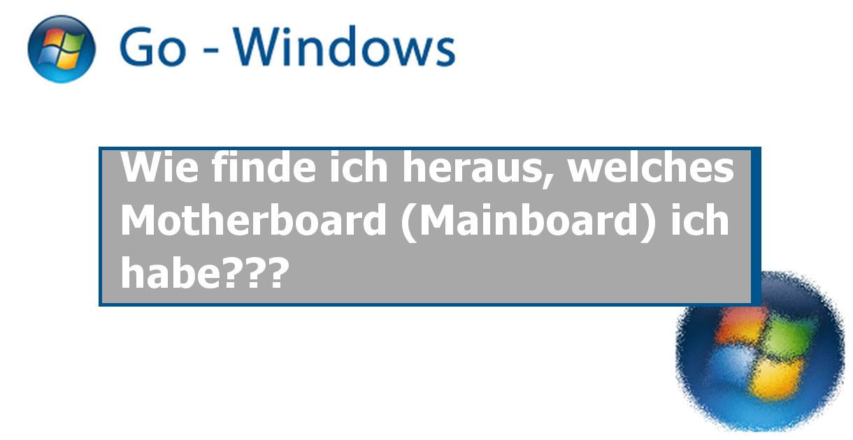 Mainboard Im Gerätemanager