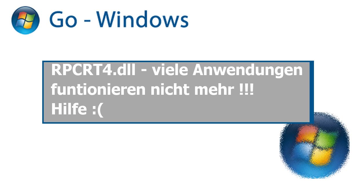 Windows Hilfe Forum