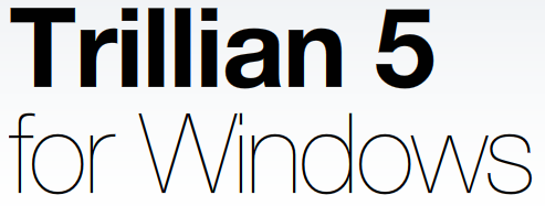 Trillian 5 Beta Download für Windows