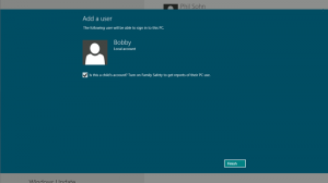 Family Safety in Windows 8 aktivieren