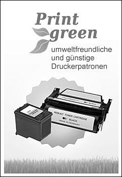 green - umweltfreundlich und günstig drucken