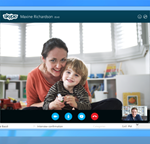 Skype preview für Outlook.com