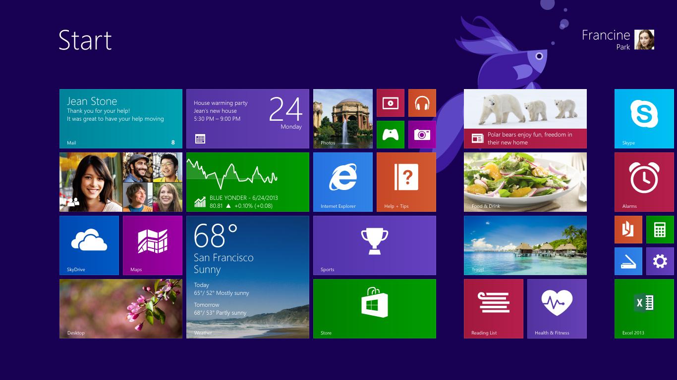 Windows 8.1 erscheint am 18.Oktober