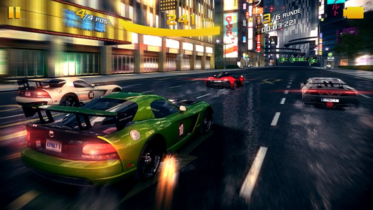 Asphalt 8: Airborne Windows App